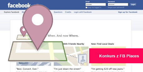 facebook places konkurs