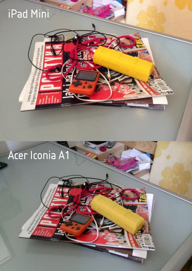 zdjecia_porównanie_ipad mini_acer_iconia_a1
